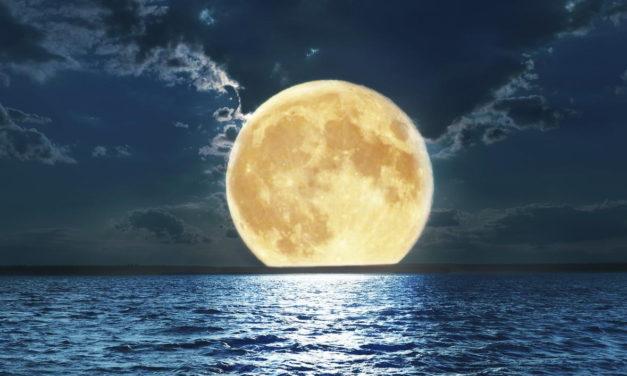 La Lune est habitée !