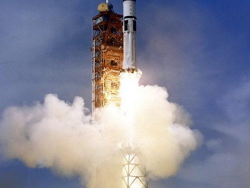 La mission de la capsule spatiale Apollo 18 (1975)
